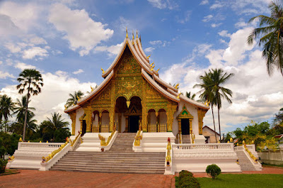 Khu du lịch Luang Prabang