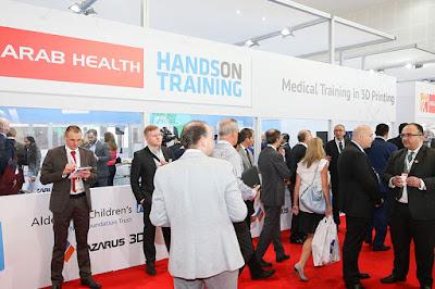 Thư Mời tham gia Triển lãm Y tế Quốc tế khu vực Trung Đông – Arab Health 2018