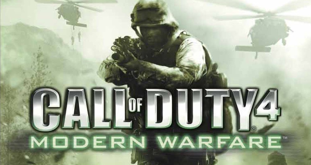Call of Duty 4: Modern Warfare for PC [1 4 GB] Highly