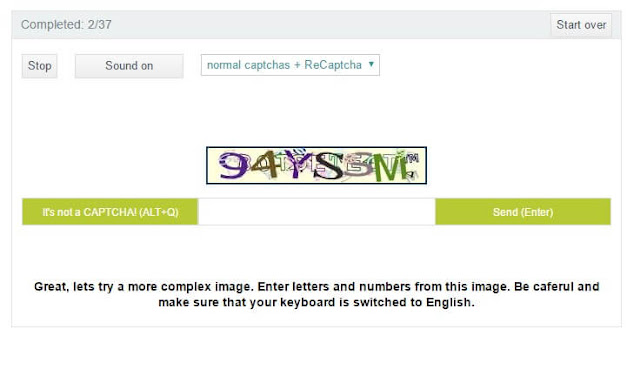 make money from captcha