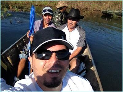 "Rio Araguari - Rio das ""Veias"", Pesca, Peixe"