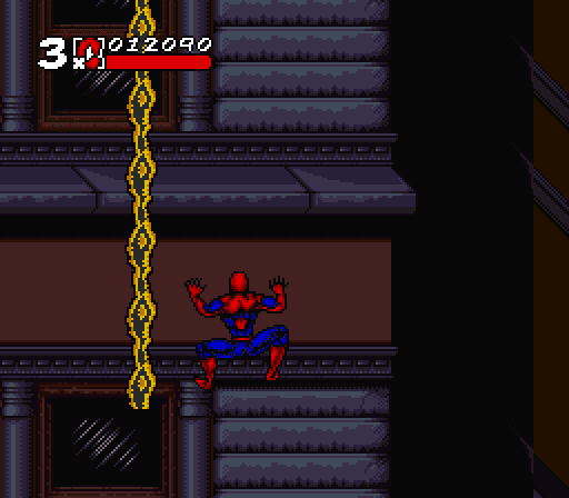 vgjunk spider man venom maximum carnage snes