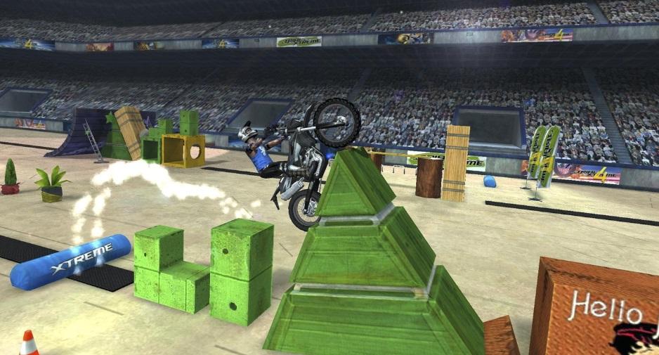 Trial Xtream 4 APK hurdles