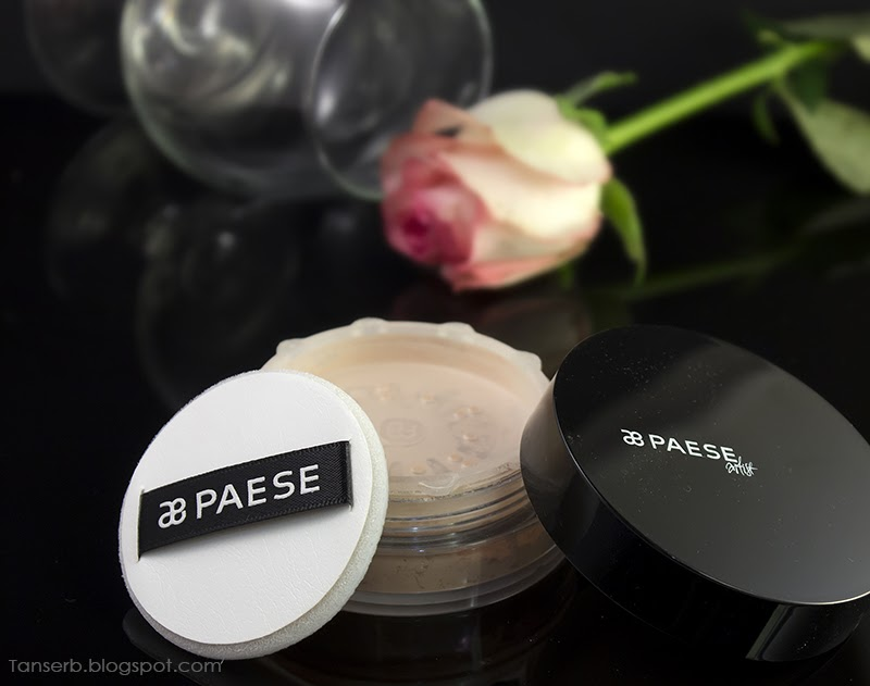 Paese High Definition Loose Powder#00 Transparent