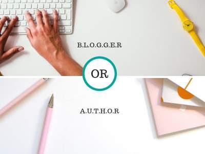 Asyiknya ngeblog dan nulis buku