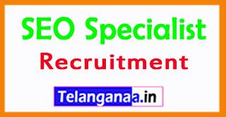 SEO Specialist Recruitment 2017