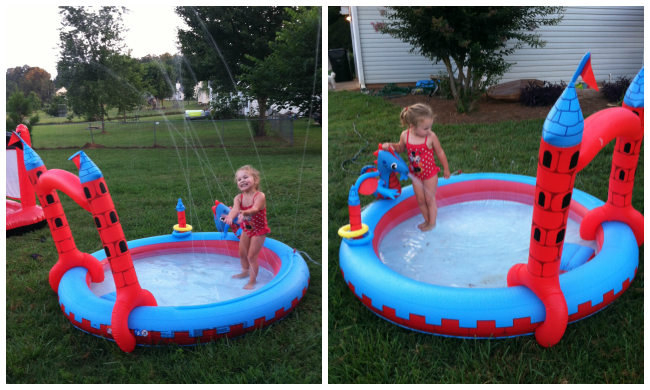 Nanny to Mommy: Fun In The Sun with Backyard Ocean