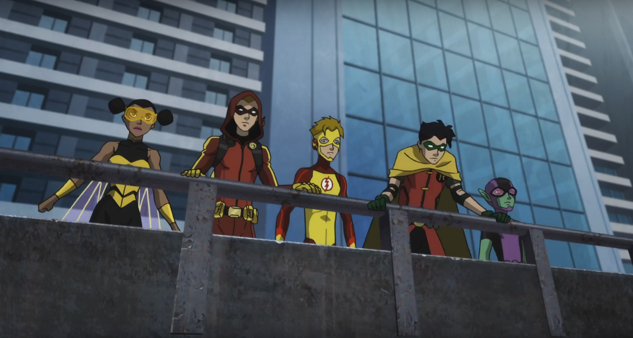 Watch Teen Titans: The Judas Contract Online Free | Putlocker