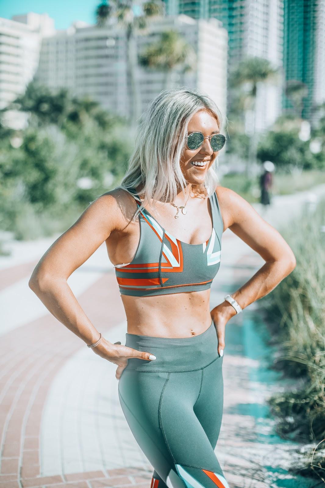 sweaty Betty England gym kit