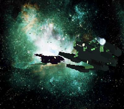 Infinite Space - Mosaico estelar