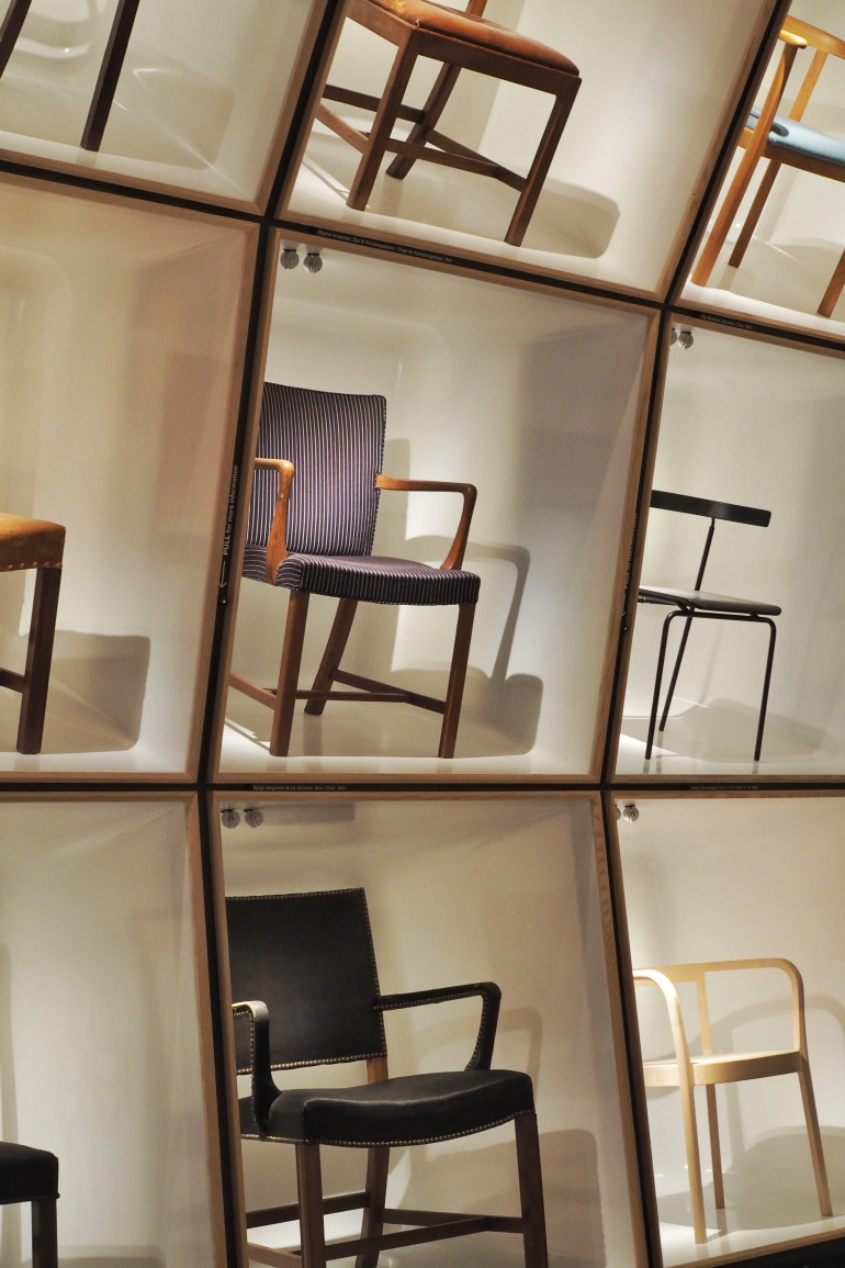 Musée du design du Danemark à Copenhague