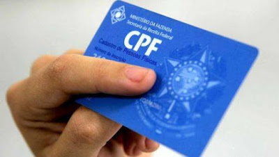 2º via do CPF
