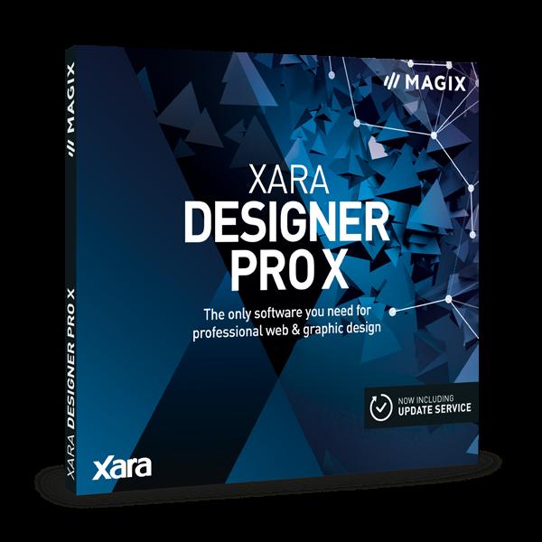 Graphic Design Software Xara Designer Pro X365