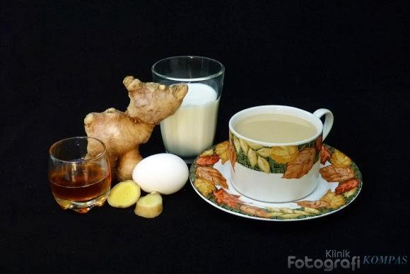Cara Membuat Minuman STMJ (Susu, Telur, Madu. Jahe)