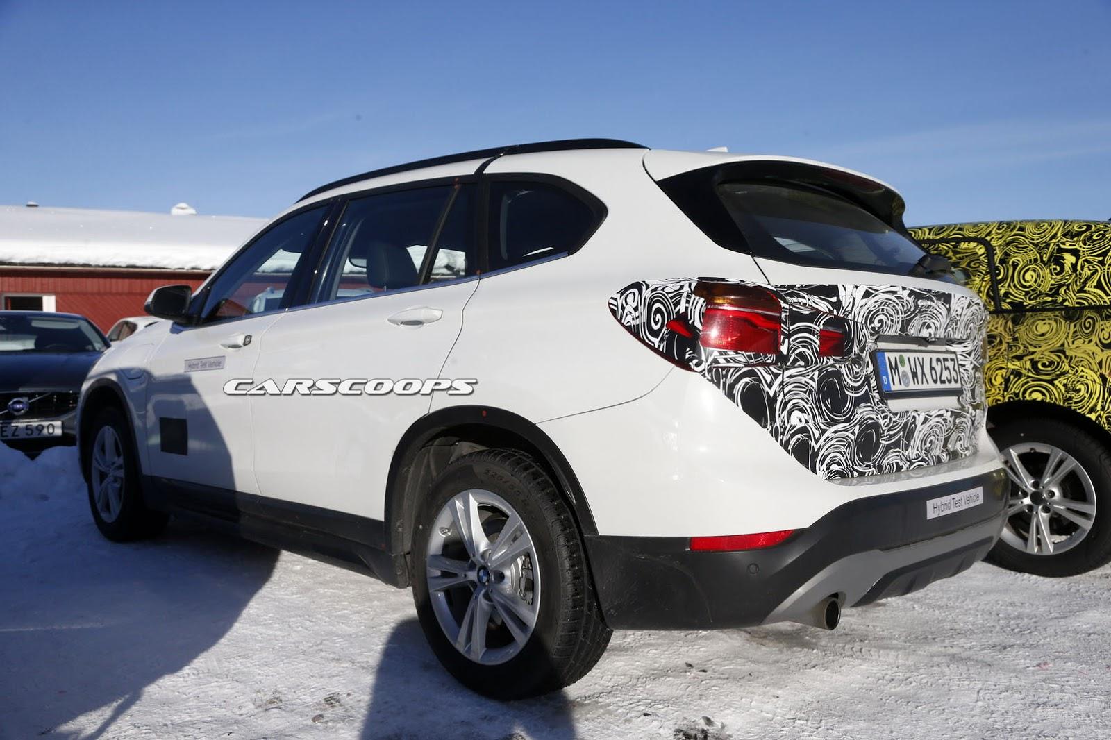 2015 - [BMW] X1 II [F48] - Page 17 2017-BMW-X1-Hybrid-4