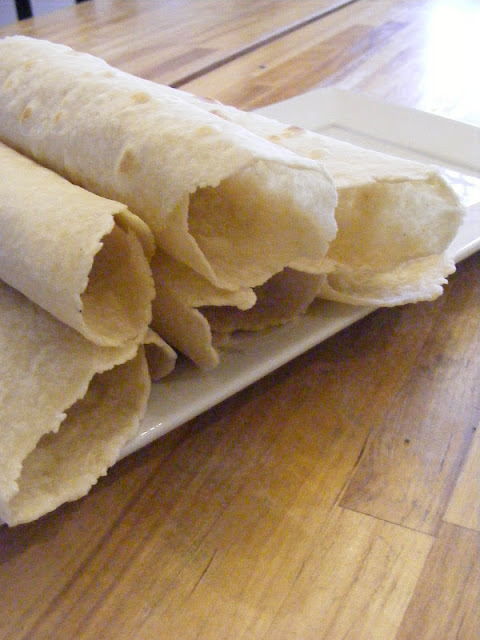 Recipe Homemade Wheat Flour Tortillas The Complete