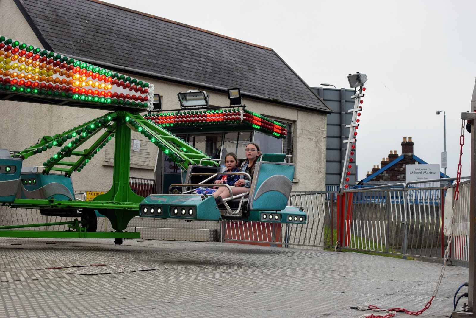 , All the Fun of the Fair, Milford Haven Museum and Milford Marina