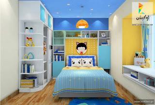 Modern Children's Rooms 12