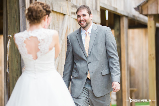 Woody & Pearl Photography: Amy and Andrew - Crazy K Ranch Grey and ...