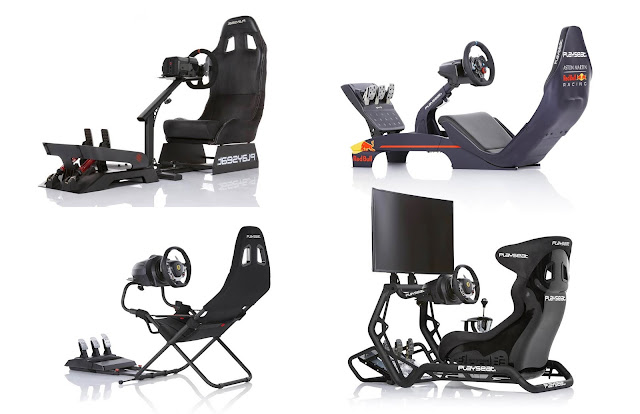 Top gaming chairs for a thrilling racing experience