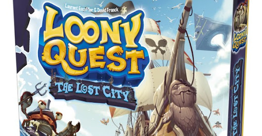 Looney Quest: The Lost City