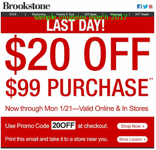 free Brookstone coupons for march 2017