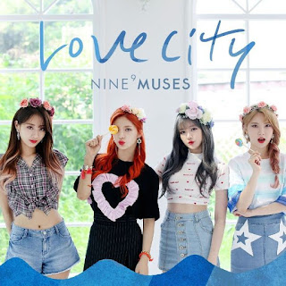 Lirik Lagu 9MUSES - Love City Lyrics