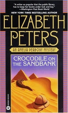 https://www.goodreads.com/book/show/188230.Crocodile_on_the_Sandbank?ac=1