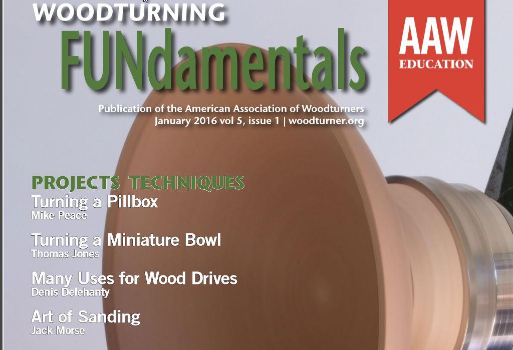 Woodturning Magazine Digital