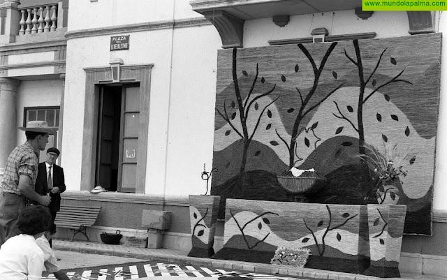 Una veintena de escolares participa en el concurso de dibujo 'El Tapiz del Corpus, 58 años de historia'