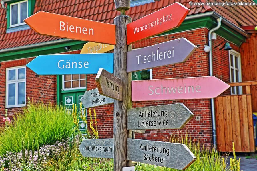 Gut Wulksfelde, Ausflusgziele Hamburg und Umgebung