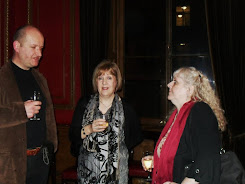 with Ian Mortimer & Elizabeth Chjadwick