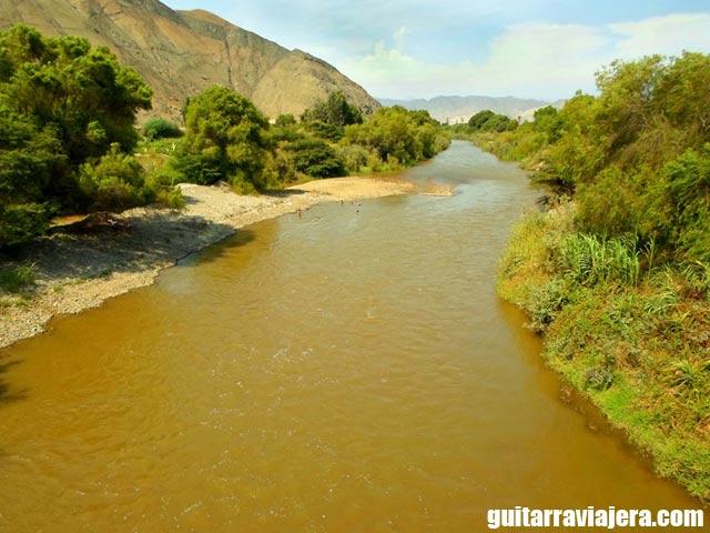 Río Fortaleza - Paramonga