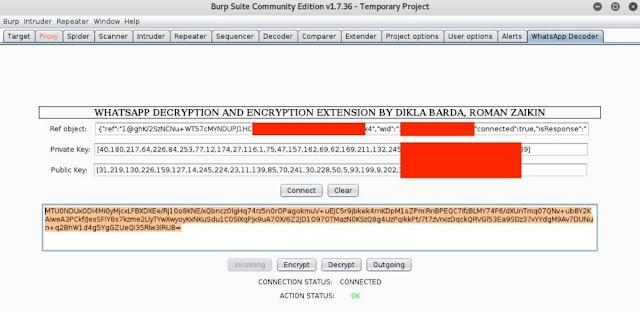 WhatsApp desencriptación y encriptación imagen 2