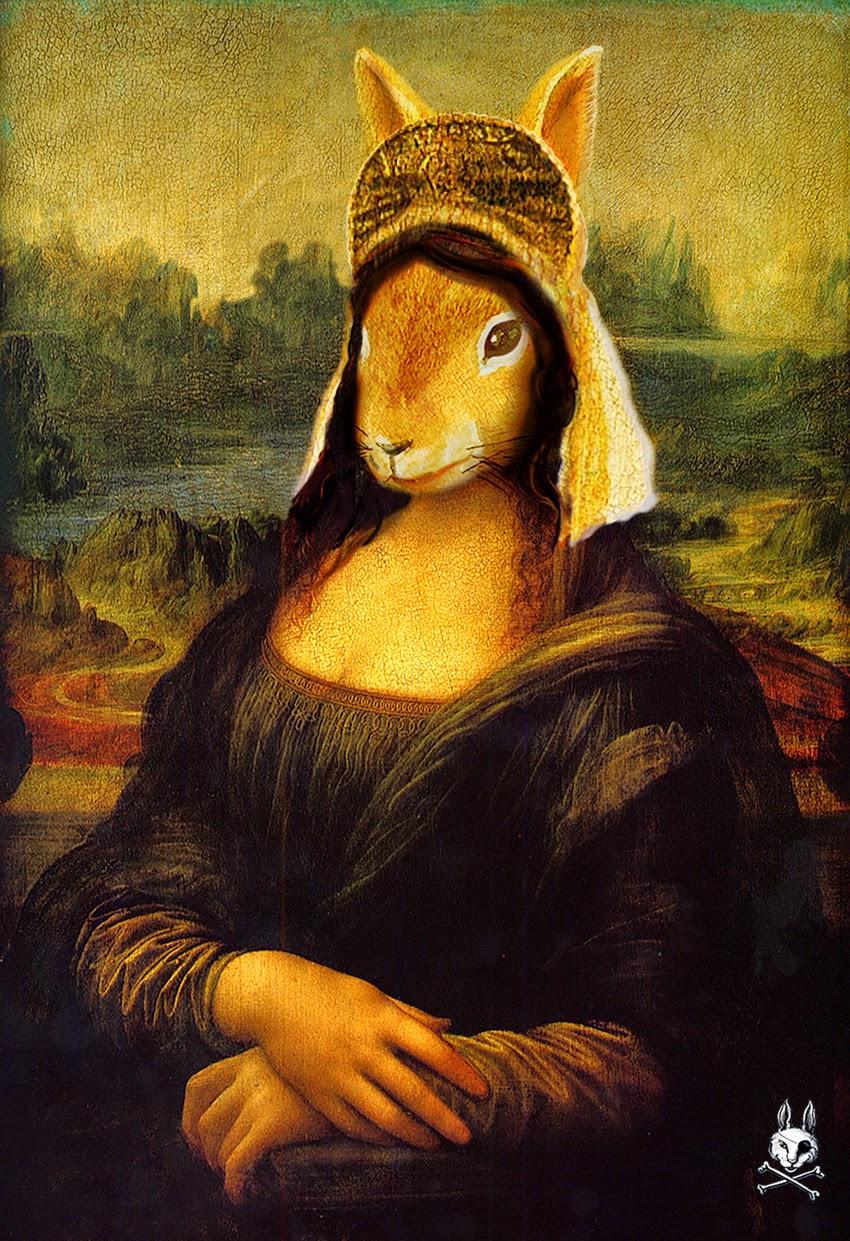 Ιστορία της ζωγραφικής, Μεσαίωνας και Αναγέννηση, φονικό κουνέλι