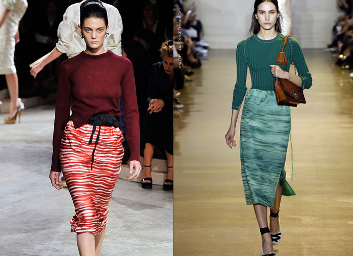 Fashion copycats Prada Spring/Summer 2009 VS Altuzarra Spring/Summer 2016 via www.fashionedbylove.co.uk