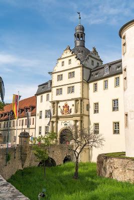 LT 17 Kur und Wein | Wandern in Bad Mergentheim | Liebliches Taubertal Weinlehrpfad Markelsheim | Wanderung um Bad Mergentheim 04