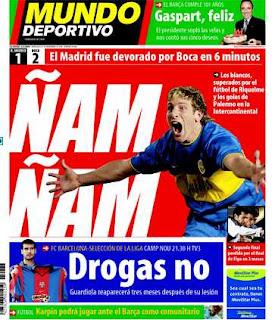 portadas Mundo Deportivo 5