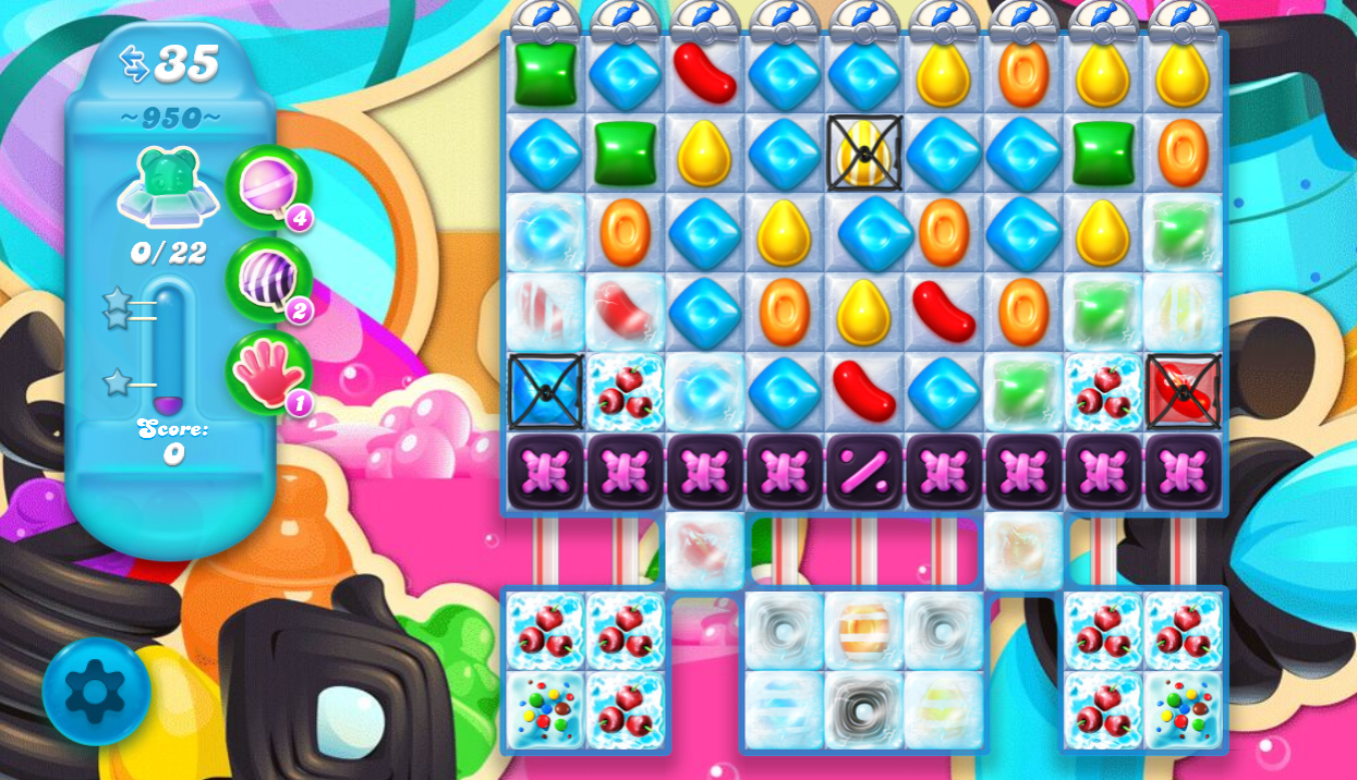 Candy Crush Soda Saga 950
