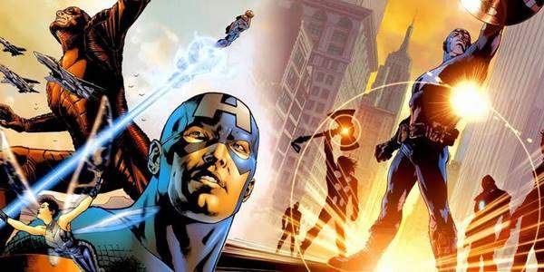 The Ultimates merupakan nama kelompok Avengers dalam Ultimate Universe