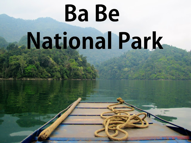 lake ba be national park vietnam
