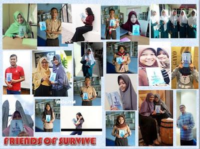 Friends Of Survive