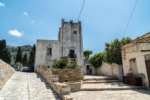 Filoti-Naxos-Cyclades
