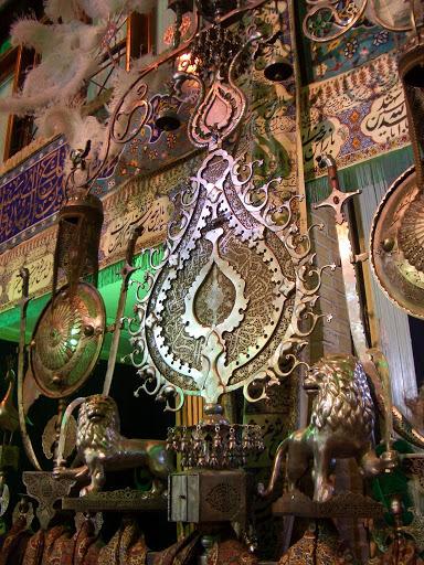 Alam a heavy ritual cross