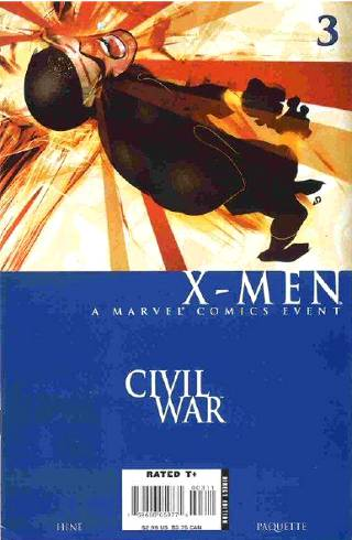 Civil War: X-Men #3 PDF