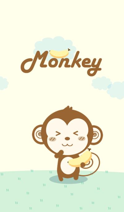 Monkey So Cool.