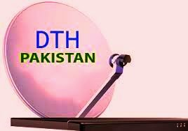 Direct to home TV service (DTH TV) rent license in Pakistan.