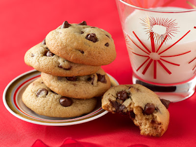 Cara Membuat Chocolate Chips Cookies