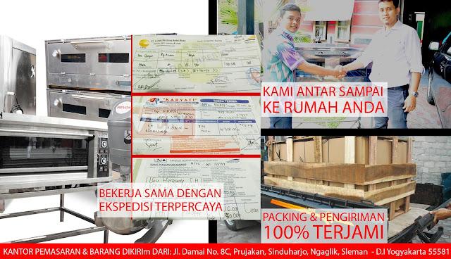 Jual Oven Gas Roti Semarang dan Jawa Tengah