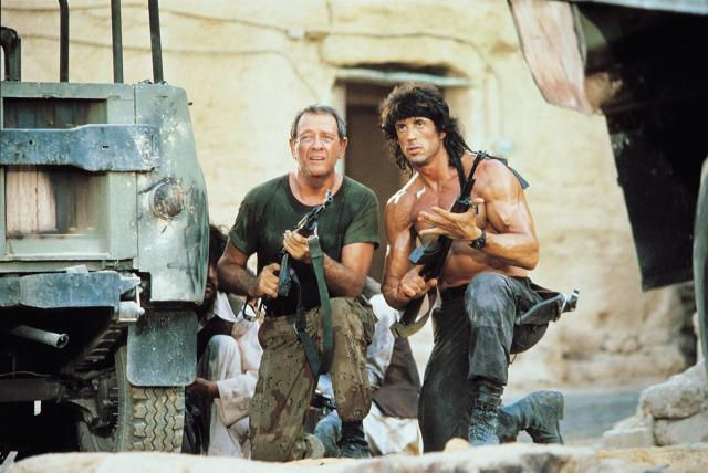 Music N' More: Rambo III